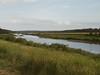 Ugra River in Kaluga Region, Russia