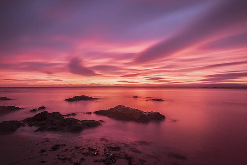 beach sunrise blackisle grahambradshaw scotland rosemarkie