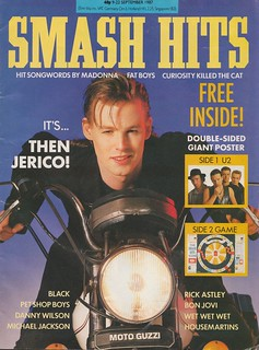 Smash Hits, September 9, 1987