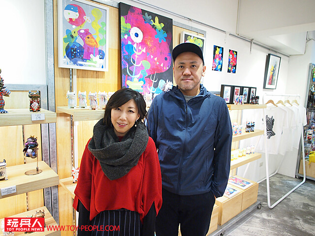 Shoko Nakazawa × T9G【S × T Taipei】The Joint Exhibition Paradise 展覽現場報導!