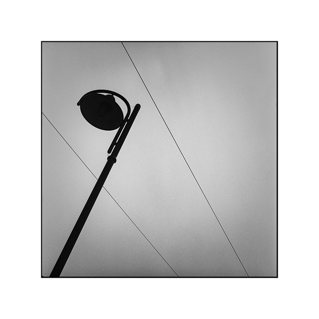 Lamp and wire