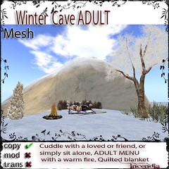 Winter Cave Adult