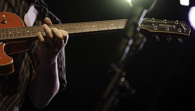 Photo:Godin''s Montreal Premiere Godin's Electric Guitar played by Nicolás Mora  | 170105-8576-jikatu By jikatu