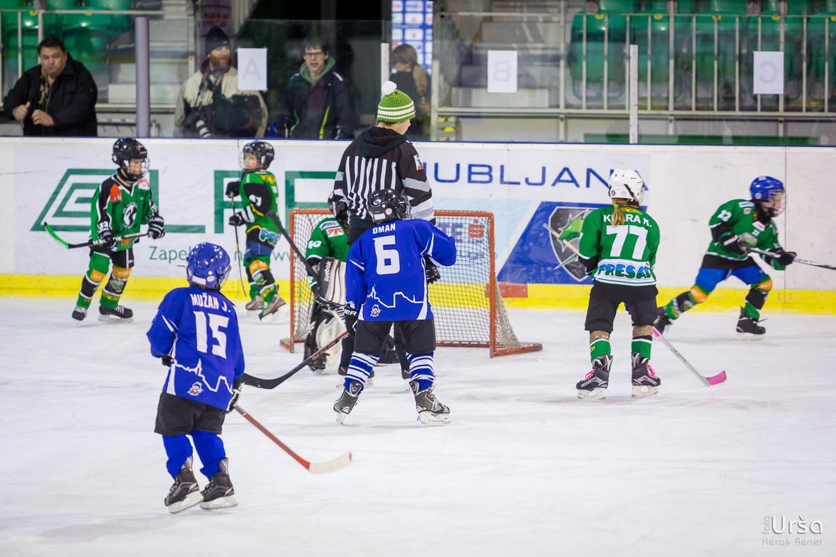 Turnir malčkov v Ljubljani, 15. 1. 2017