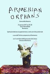 Armenian Orphans locandina