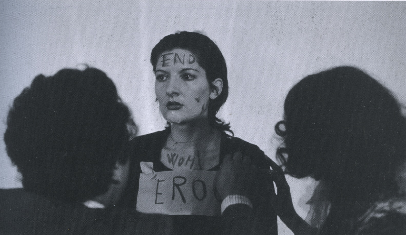 「行為藝術之母」Marina Abramovic1