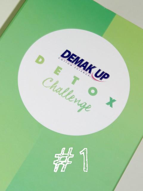 Demak'Up Detox Challenge ~ CherryCharlie.nl