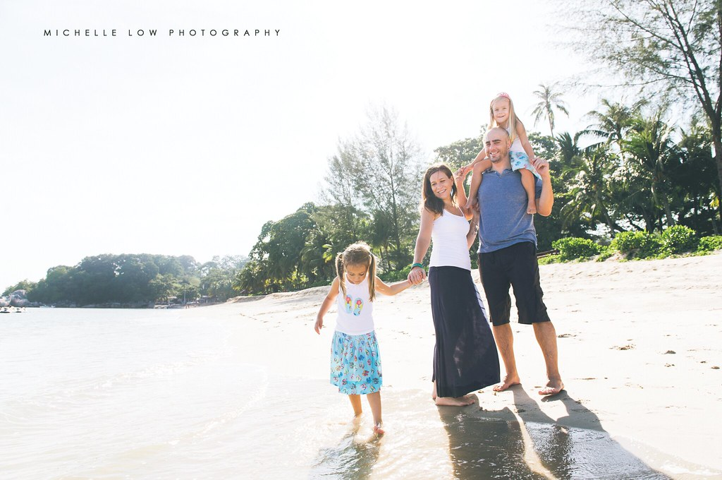 Family Portrait in Penang