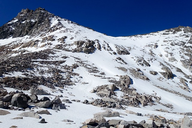 Glen Pass north slope, m791