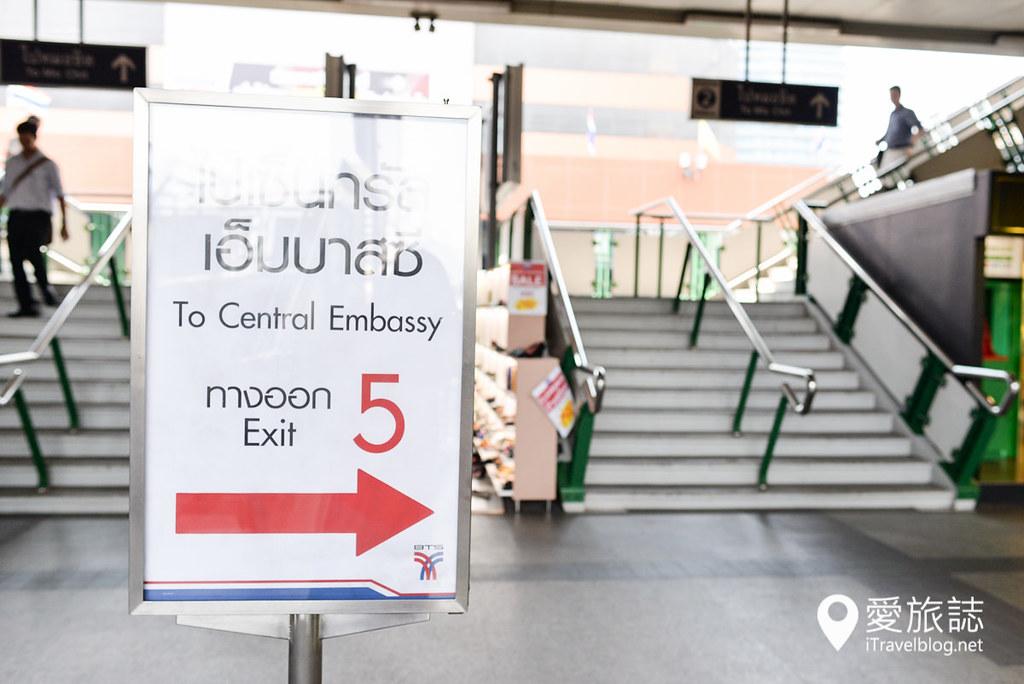 曼谷贵妇百货 Central Embassy 02