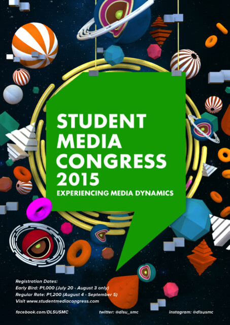 The 3rd The Student Media Congress |Register NOW!