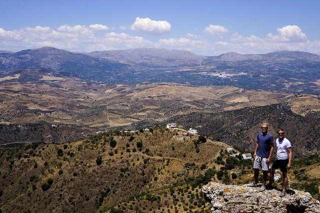 5. Comares, Spain