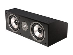 Polk Audio CS2 Series II Center Channel Speaker (Black) Each
