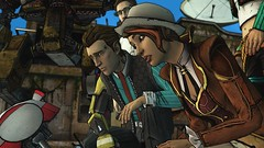 Tales from the Borderlands: Episode Three - Catch a Ride review