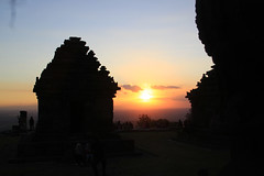 Sunset, Another Time & Place