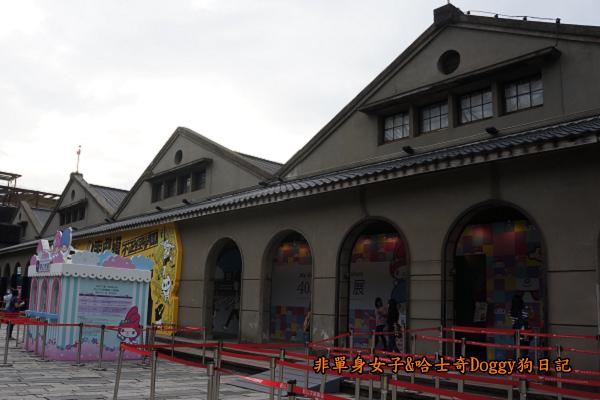 松山文創園區2015鋼彈模型博覽會35週年紀念活動05