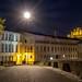 Carcassonne - nocturne - vieille ville