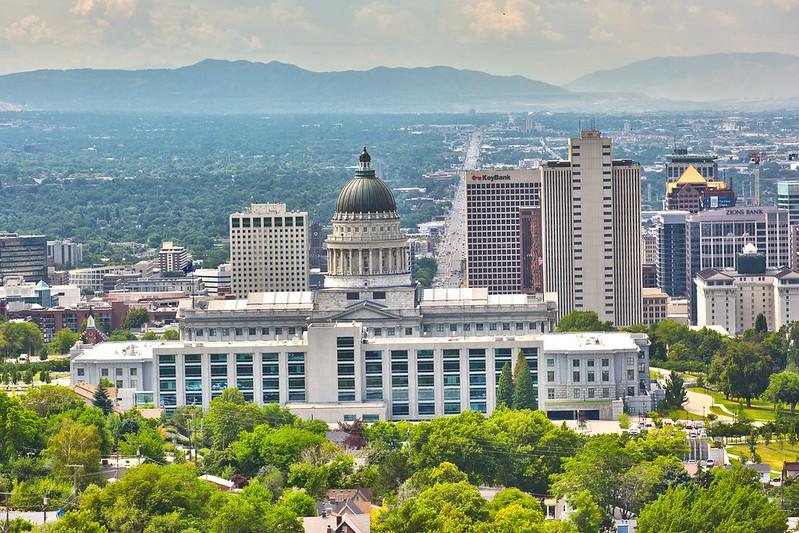 Utah Capital Building