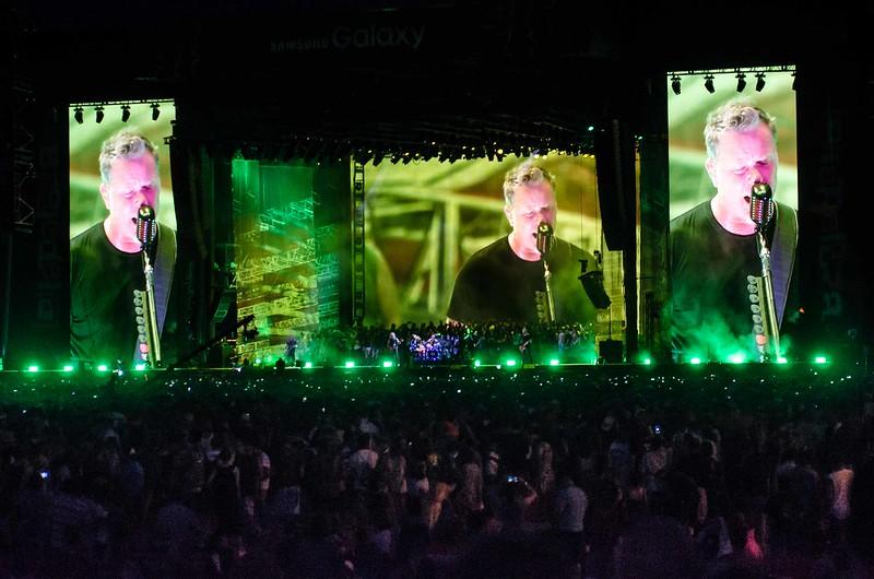 Lollapalooza 2015: Metallica
