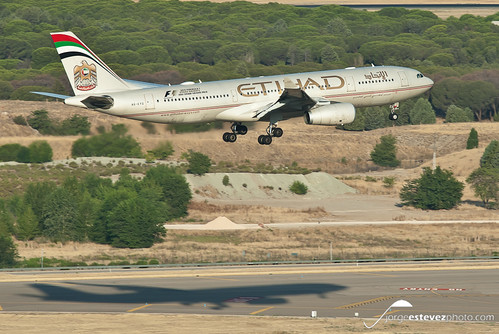Etihad Airways Airbus A330-243 (A6-EYQ)
