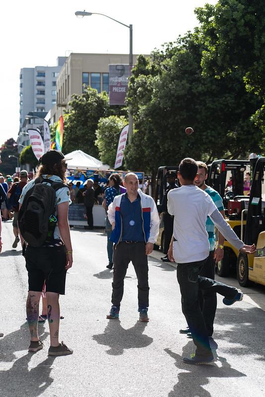 San Francisco Pride / Playing