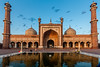 Jama Masjid mosque and reflecting pool at dawn - New Delhi, India by Phil Marion (76 million views - thank you all)