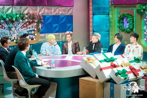 BIGBANG MBC Radio Star 2016-12-21 (7)