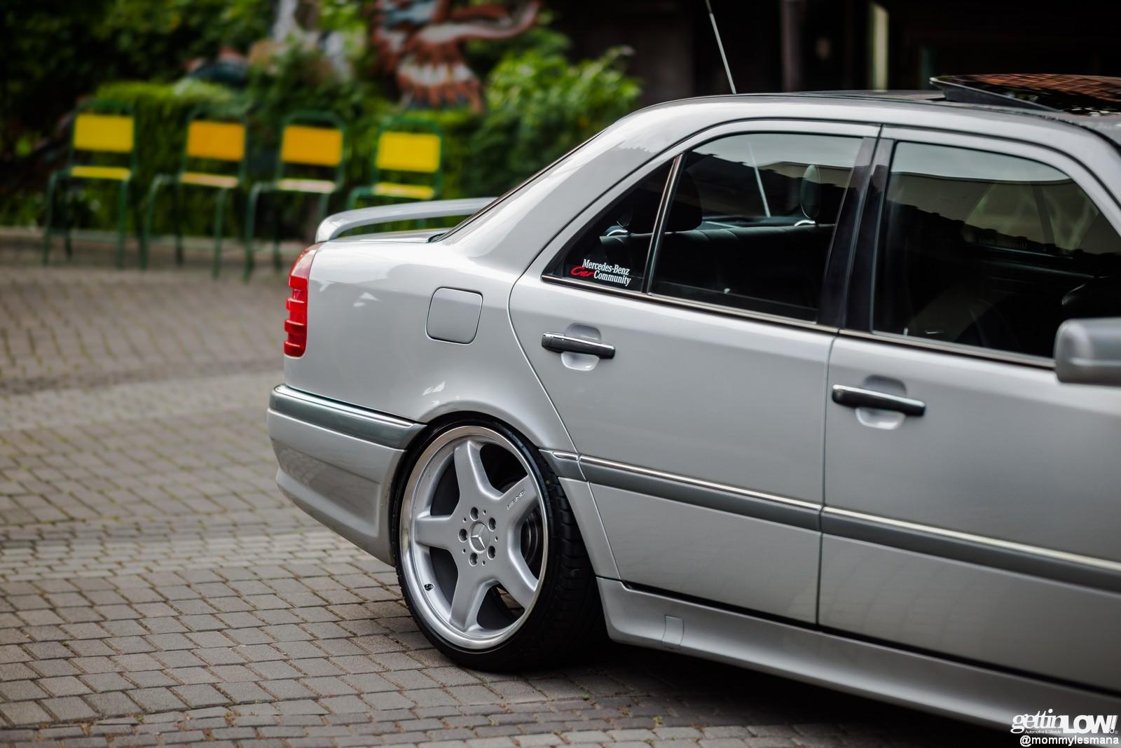 GETTINLOW | Trey Coesno: 1995 Mercedes-Benz W202-C200 Full AMG