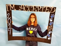 Congratulations to Jennifer Gilham who got accepted to the University of Texas at San Antonio in San Antonio, Texas! #CollegeBound #CollegeBoundBulldogs #Somerset2017