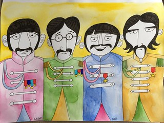 4b The Beatles