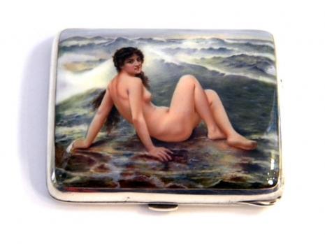 最頹廢的藝術品 20世紀初期煙盒,上流人士手中的情色秘密1