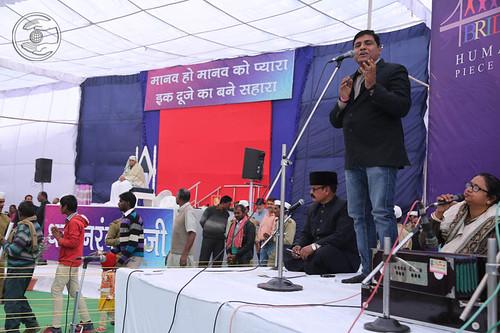 Poem by Sanjeev Gandhi from Ruderpur, Uttarakhand