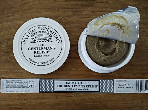 Patum Peperium: The Gentleman's Relish