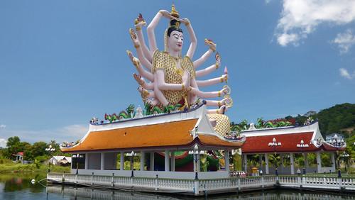 Koh Samui Wat Plailaem