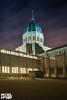 Old Melbourne exhibition centre - blue hour