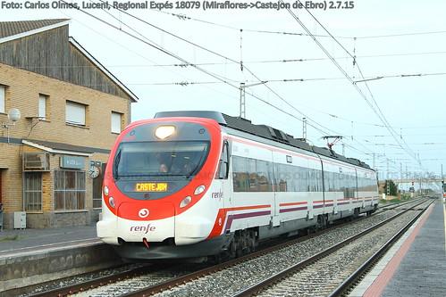 Regional Exprés en Luceni