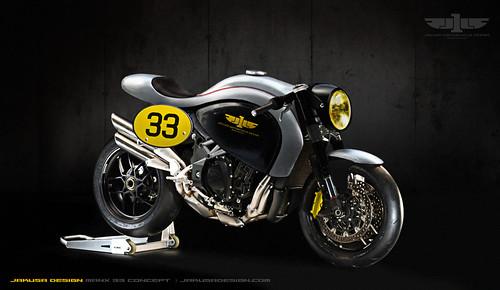Manx33 concept