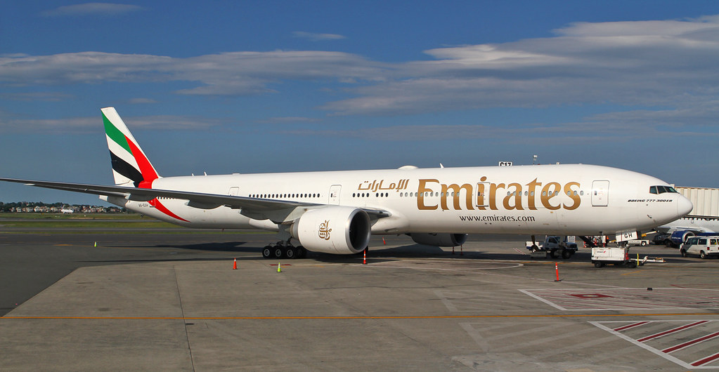 A6-EGH - B77W - Emirates