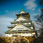 Tenshu_Osaka Castle Park_Osaka_Kinki_Kansai_Japan_天守閣_大阪城公園_大阪_近畿_関西_日本_6