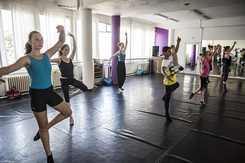 Balet - Markéta Pospíšilová