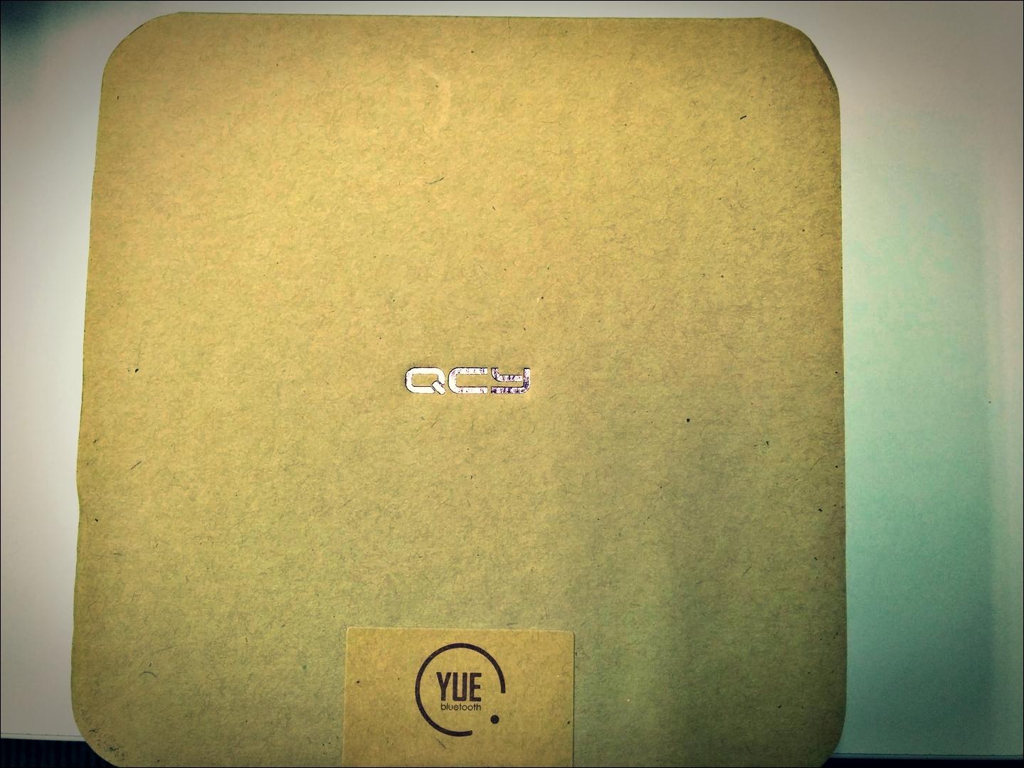 상자-'QCY QY8 블루투스 이어폰'