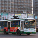 夕阳·电车/Sunset Trolleybus