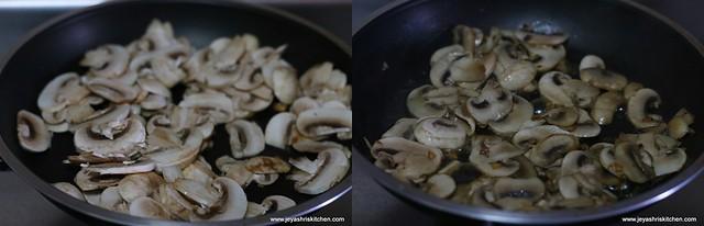 add mushroom
