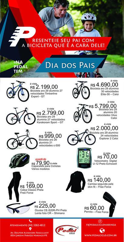 pedal ciclo