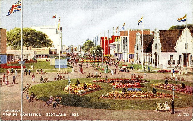 Kingsway, Empire Exhibition 1938