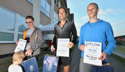 Moravský ultramaraton: Opět rychleji než vloni!
