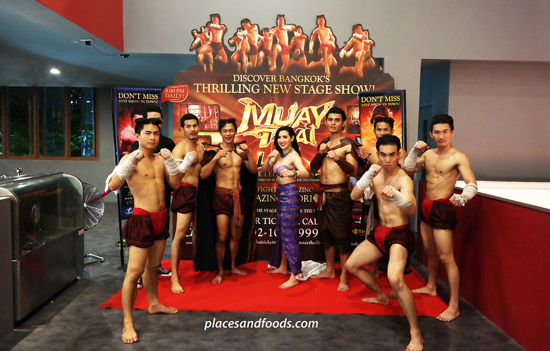 asiatique the riverfront muay thai live
