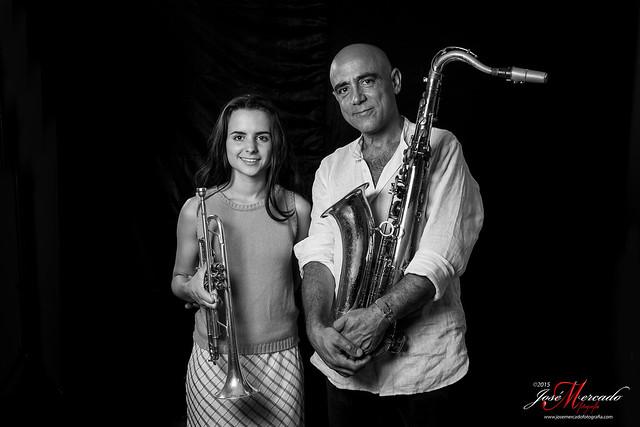 _ DSC3355.1 / Andrea Motis y Joan Chamorro