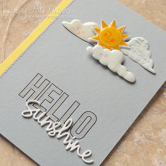 Hello Sunshine 2 by Lucy Abrams