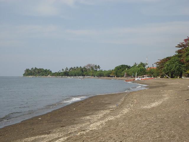 Playas del este de Bali